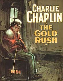 charlie chaplin gold rush